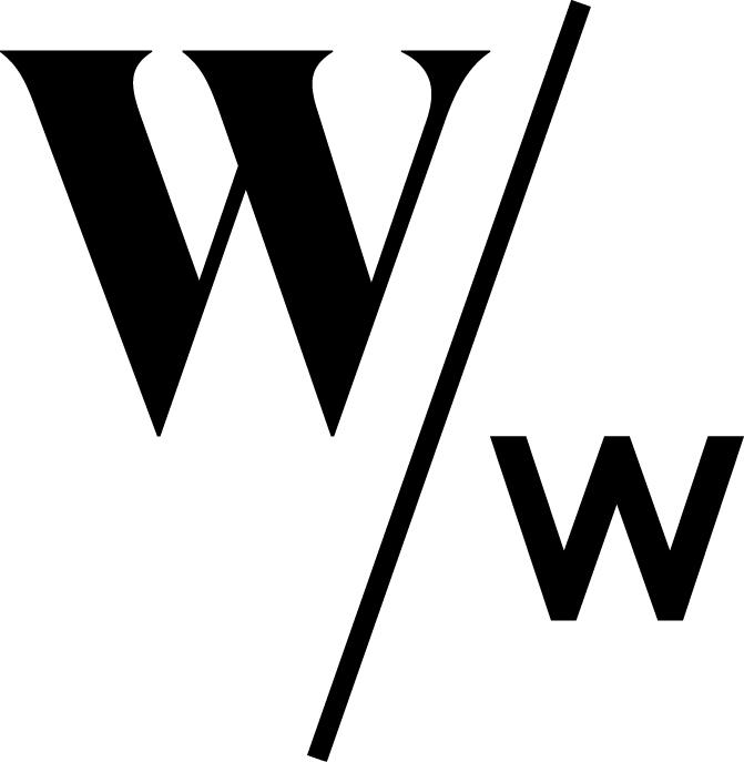 Firmenlogo W und W